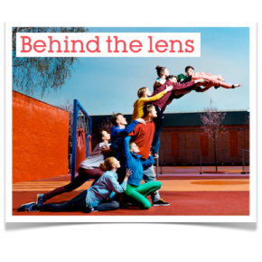 Getty Images: Behind the Lens session (Event)