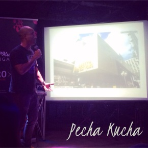 Presentations in 20 x 20: Pecha Kucha Night Singapore (October)