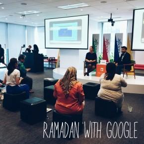 Google apps for Ramadan: A Talk atGoogle