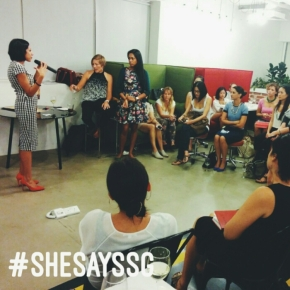 Life in crowded maximum Asian cities: #SheSaysSG with Tara Hirebet
