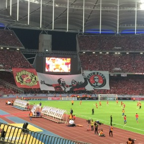 LionsXII fan's perspective: Watching LionsXII win the FA Cup in Bukit Jalil!