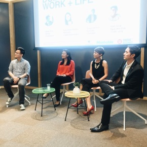 General Assembly talk: Doing More at Work + Life